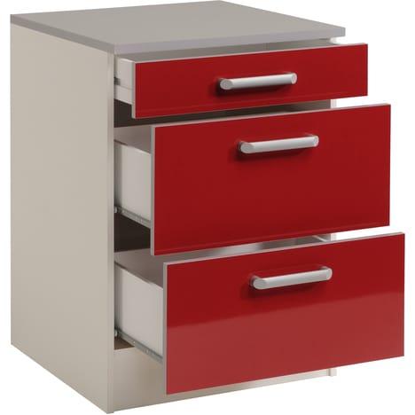 Meuble cuisine tiroir pas cher id e pour cuisine - Meuble tiroir pas cher ...