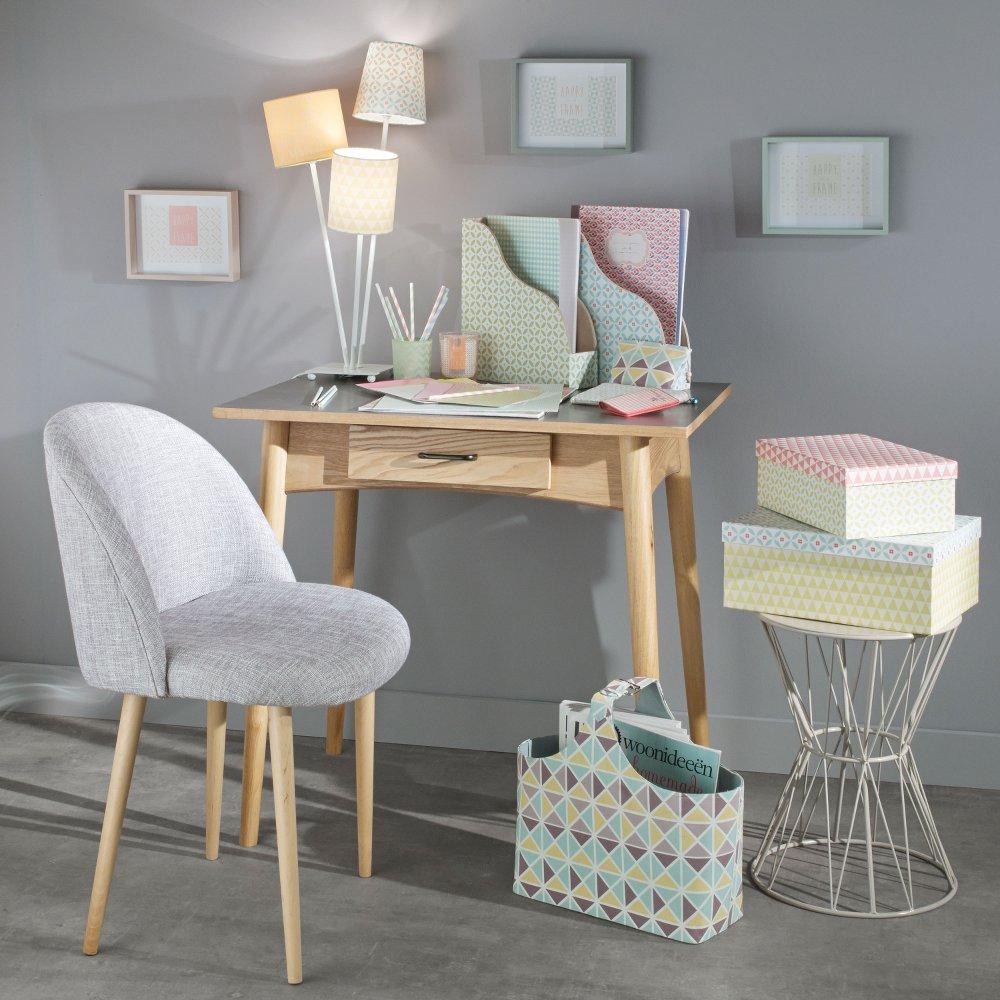 Maison du monde chaise vintage mauricette id e pour cuisine - Chaise maison du monde ...