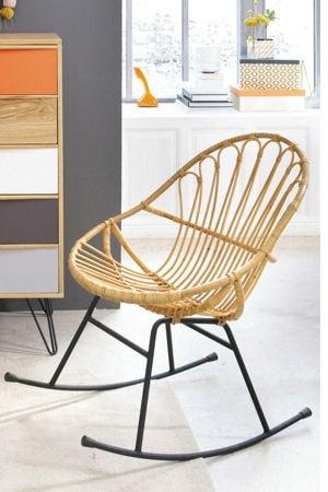 Maison du monde chaise a bascule - Idée pour cuisine