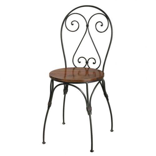 chaise zebre maison du monde