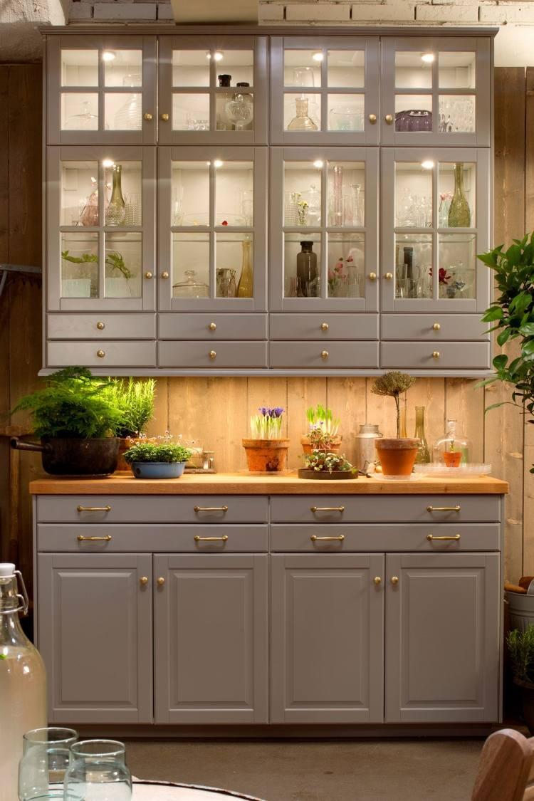 meuble de cuisine équipée ikea  idée pour cuisine