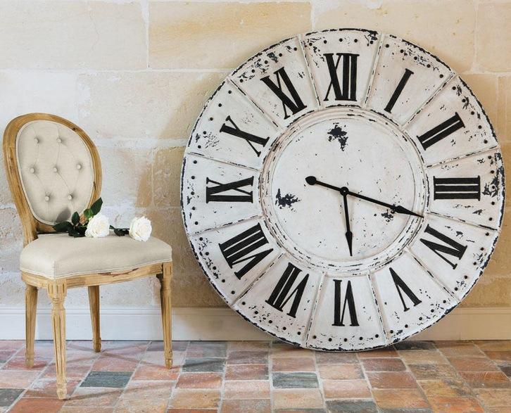maison du monde horloge cuisine