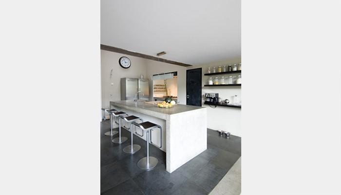 Renovation cuisine maison de maitre