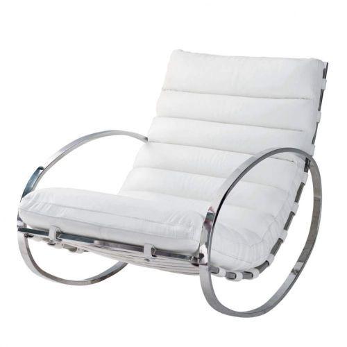 maison du monde fauteuil a bascule