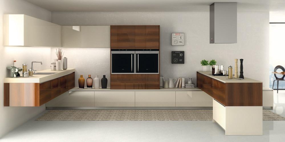 meuble de cuisine suspendu id e pour cuisine. Black Bedroom Furniture Sets. Home Design Ideas