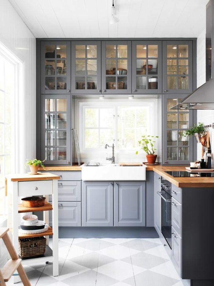 Renovation cuisine chene avant apres id e pour cuisine - Idees renovation cuisine ...