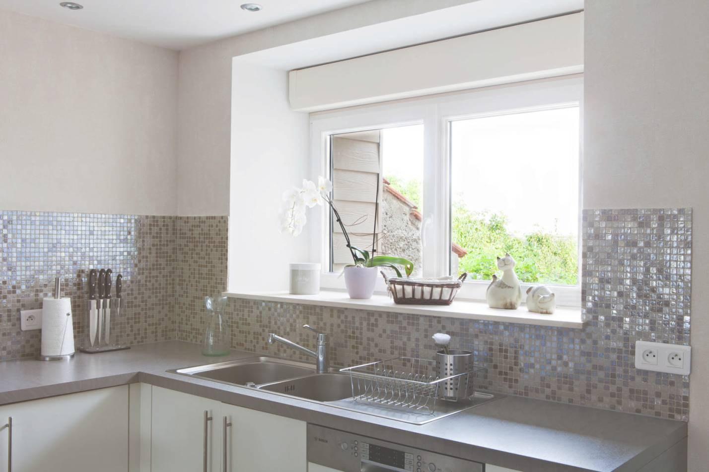 credence design id e pour cuisine. Black Bedroom Furniture Sets. Home Design Ideas