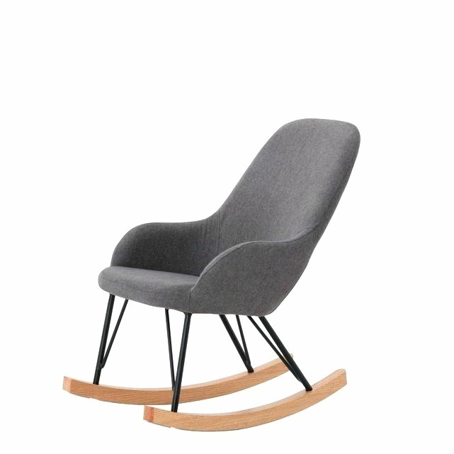 Chaise Rocking Chair Maison Du Monde