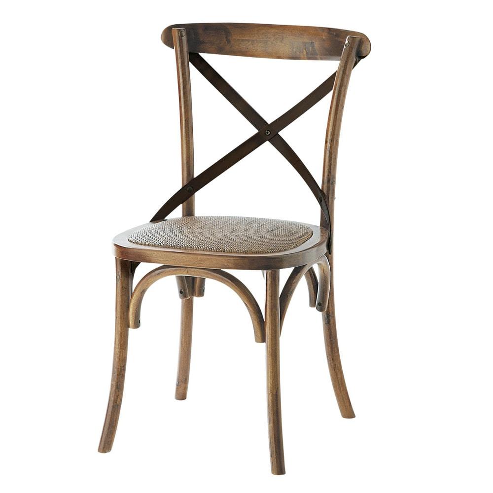 Maison du monde chaise en rotin - Idée pour cuisine