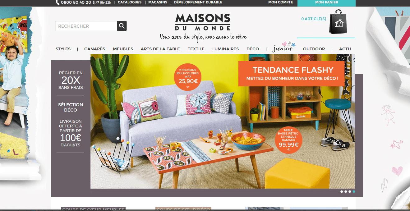 code promo canape maison du monde id e pour cuisine. Black Bedroom Furniture Sets. Home Design Ideas
