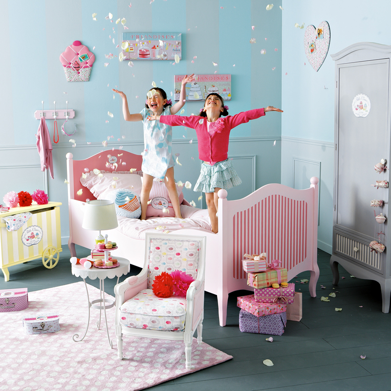 Chambre fillette maison du monde - Idée pour cuisine