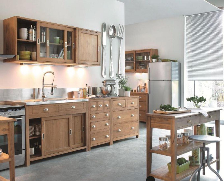 Element cuisine maison du monde id e pour cuisine - Cuisines maison du monde ...