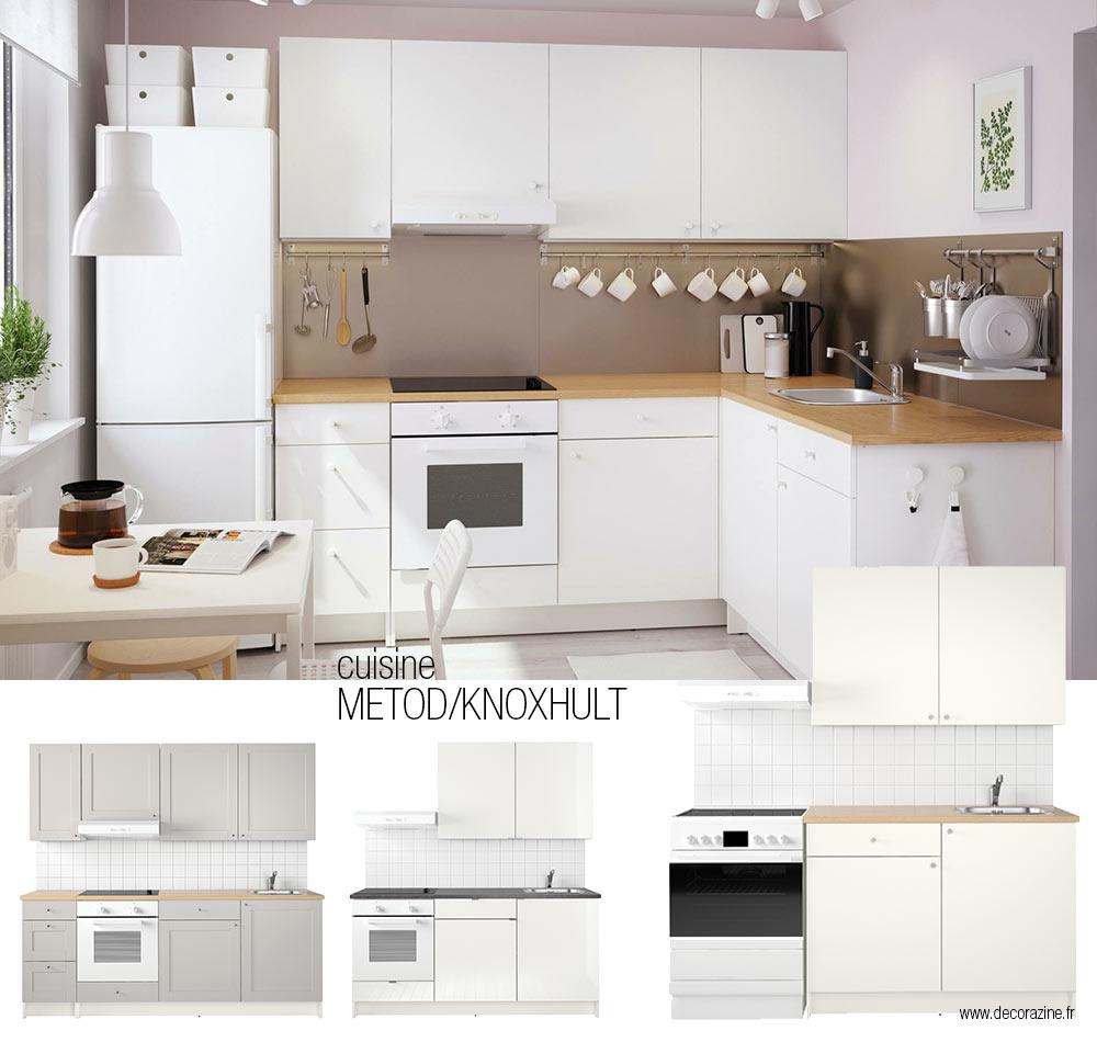 Meuble cuisine kit ikea