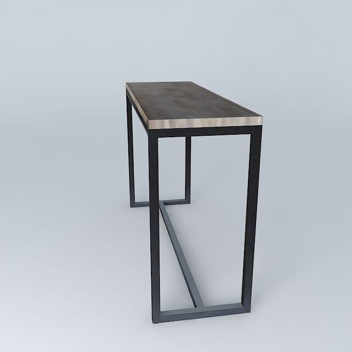 maison du monde console long island id e pour cuisine. Black Bedroom Furniture Sets. Home Design Ideas