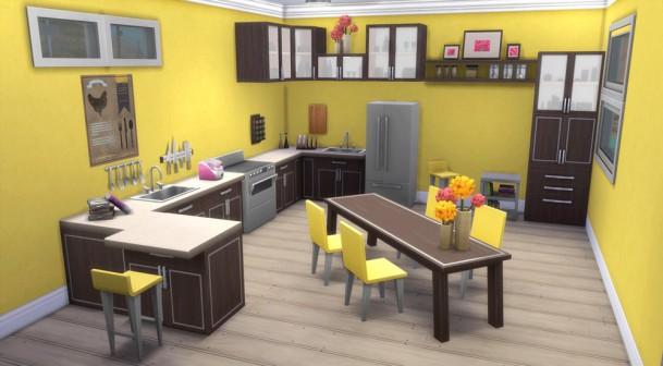 meuble de cuisine sims 4