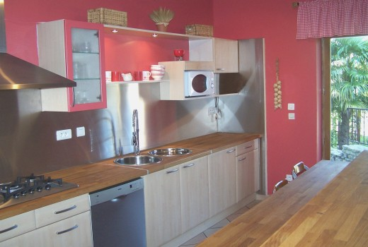 pas cher pour réduction e56c3 ca728 Credence inox miroir castorama - Idée pour cuisine