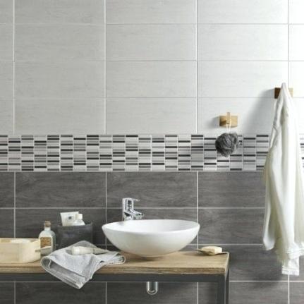 Credence salle de bain autocollante - Idée pour cuisine