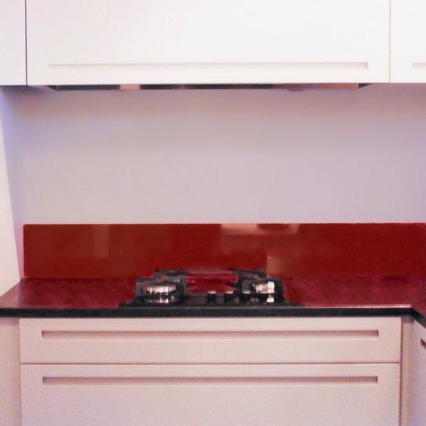credence cuisine verre hauteur 20 cm id e pour cuisine. Black Bedroom Furniture Sets. Home Design Ideas