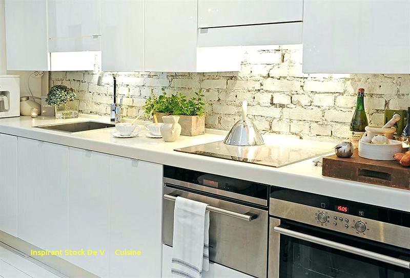 credence cuisine fausse pierre id e pour cuisine. Black Bedroom Furniture Sets. Home Design Ideas