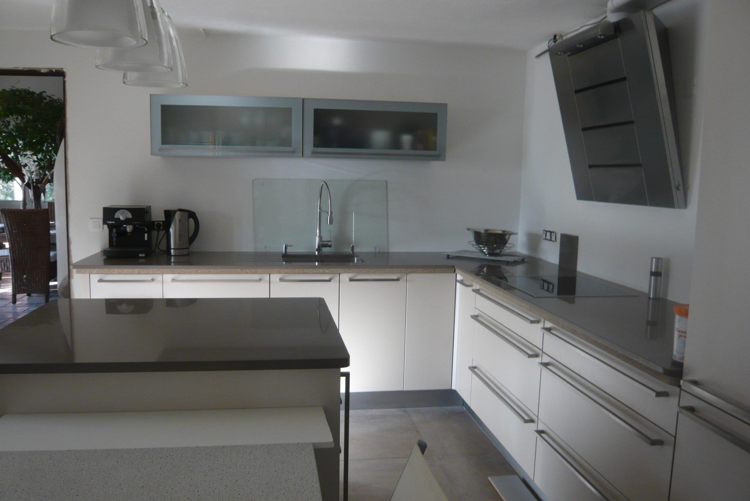 Acheter credence cuisine verre id e pour cuisine - Credence en verre pour cuisine ...