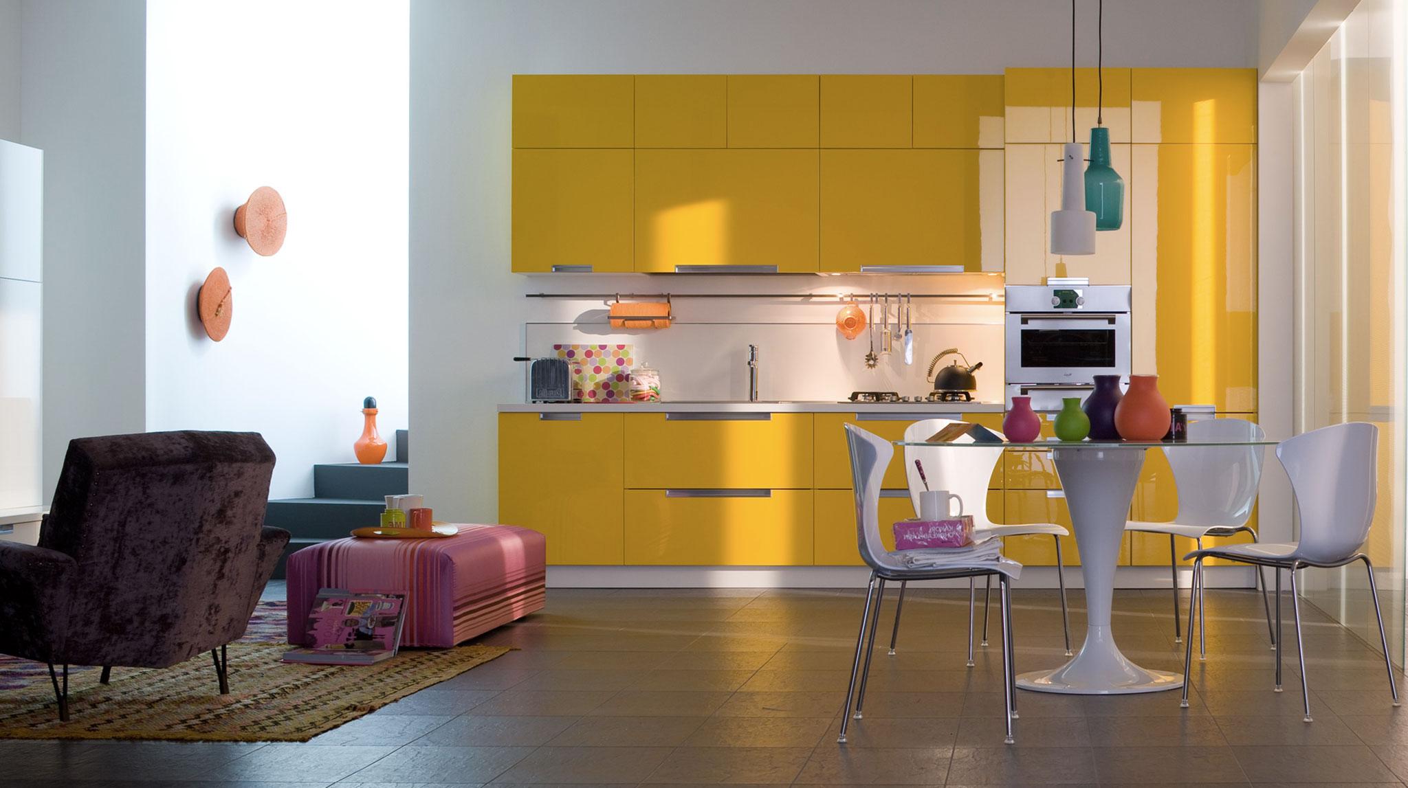 Meuble Cuisine Jaune Ikea Idée Pour Cuisine