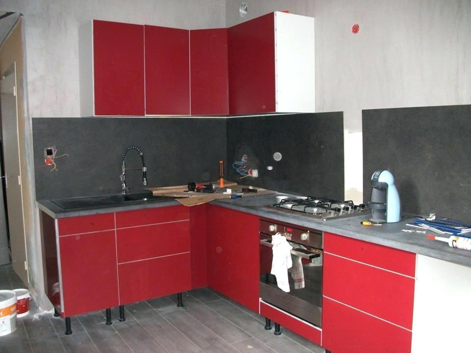 Superieur Meuble De Cuisine Rouge Ikea