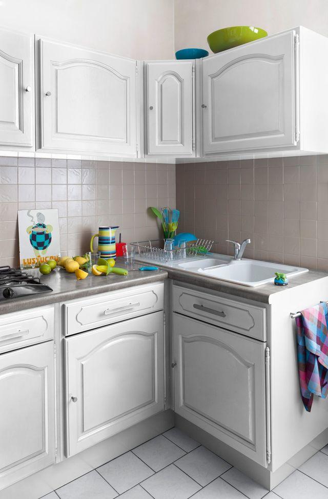 Renovation cuisine meuble id e pour cuisine - Idee renovation meuble ...