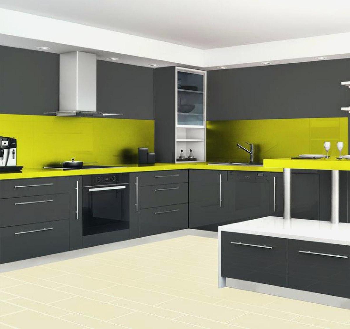 meuble cuisine vert pomme id e pour cuisine. Black Bedroom Furniture Sets. Home Design Ideas