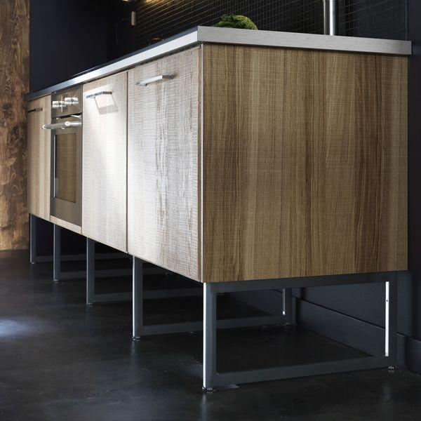 Meuble Cuisine Ikea Pied Idee Pour Cuisine