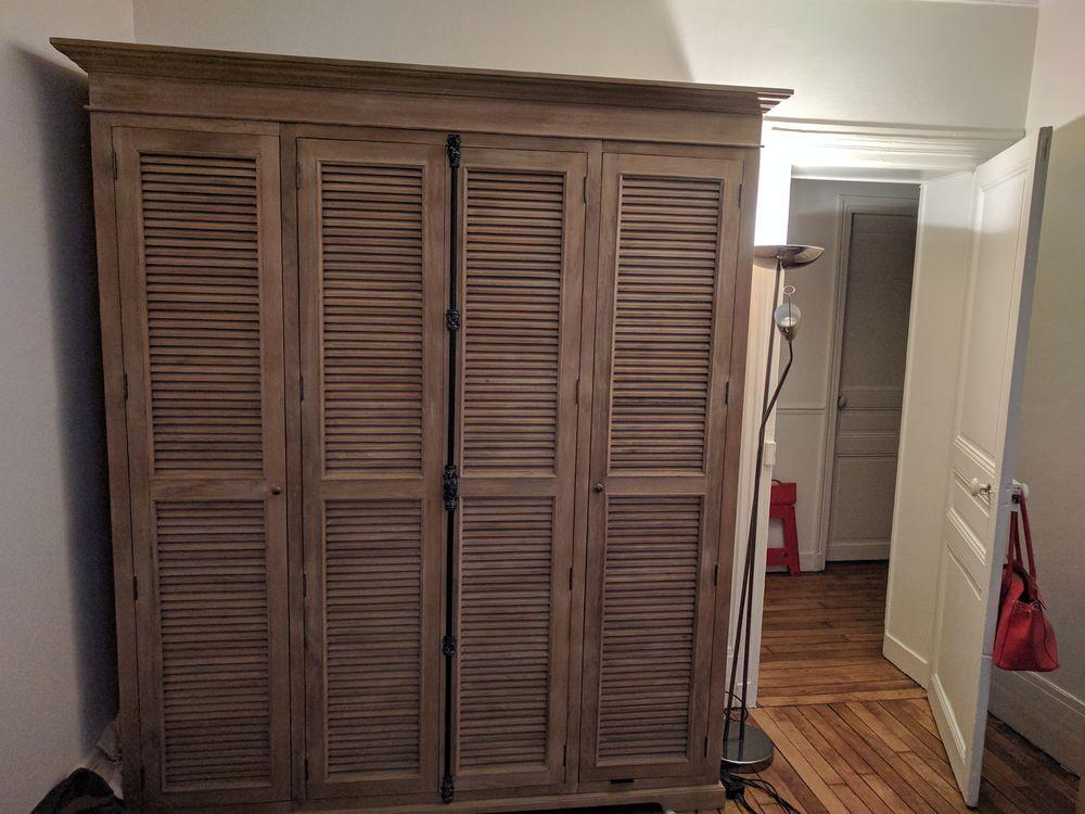 maison du monde armoire de chambre id e pour cuisine. Black Bedroom Furniture Sets. Home Design Ideas