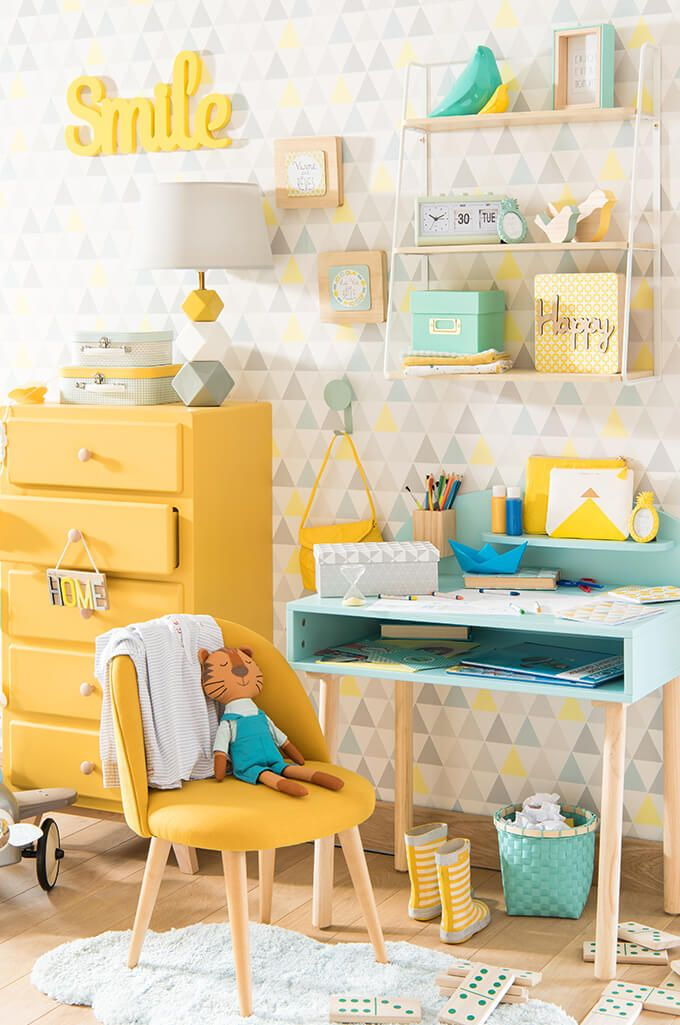 Maison du monde decoration chambre bebe - Idée pour cuisine