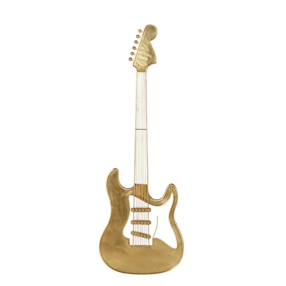 Maison du monde coussin guitare