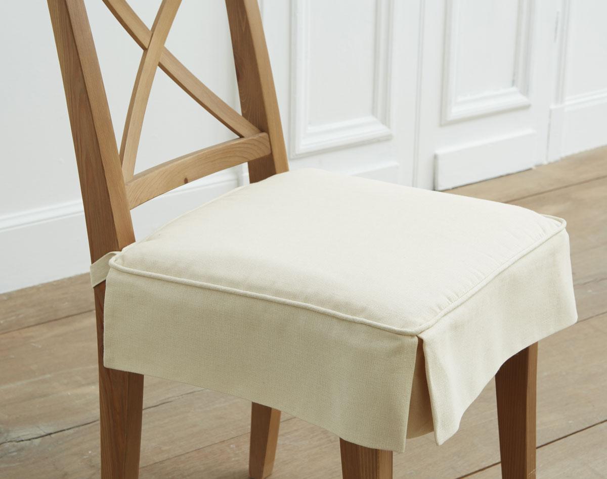 maisons du monde galette de chaise id e pour cuisine. Black Bedroom Furniture Sets. Home Design Ideas