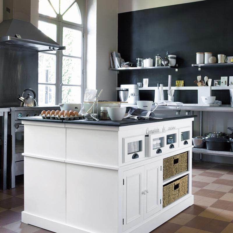meuble cuisine maison du monde avis id e pour cuisine. Black Bedroom Furniture Sets. Home Design Ideas
