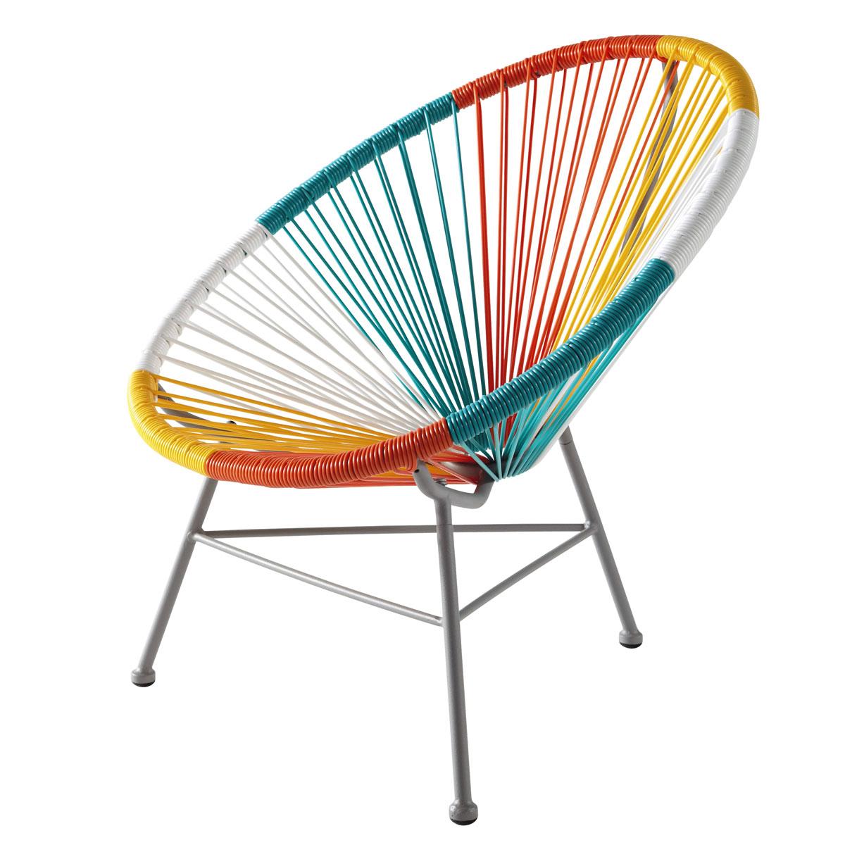 Maison du monde chaise de jardin - Idée pour cuisine