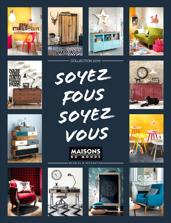 maison du monde catalogue jardin 2015