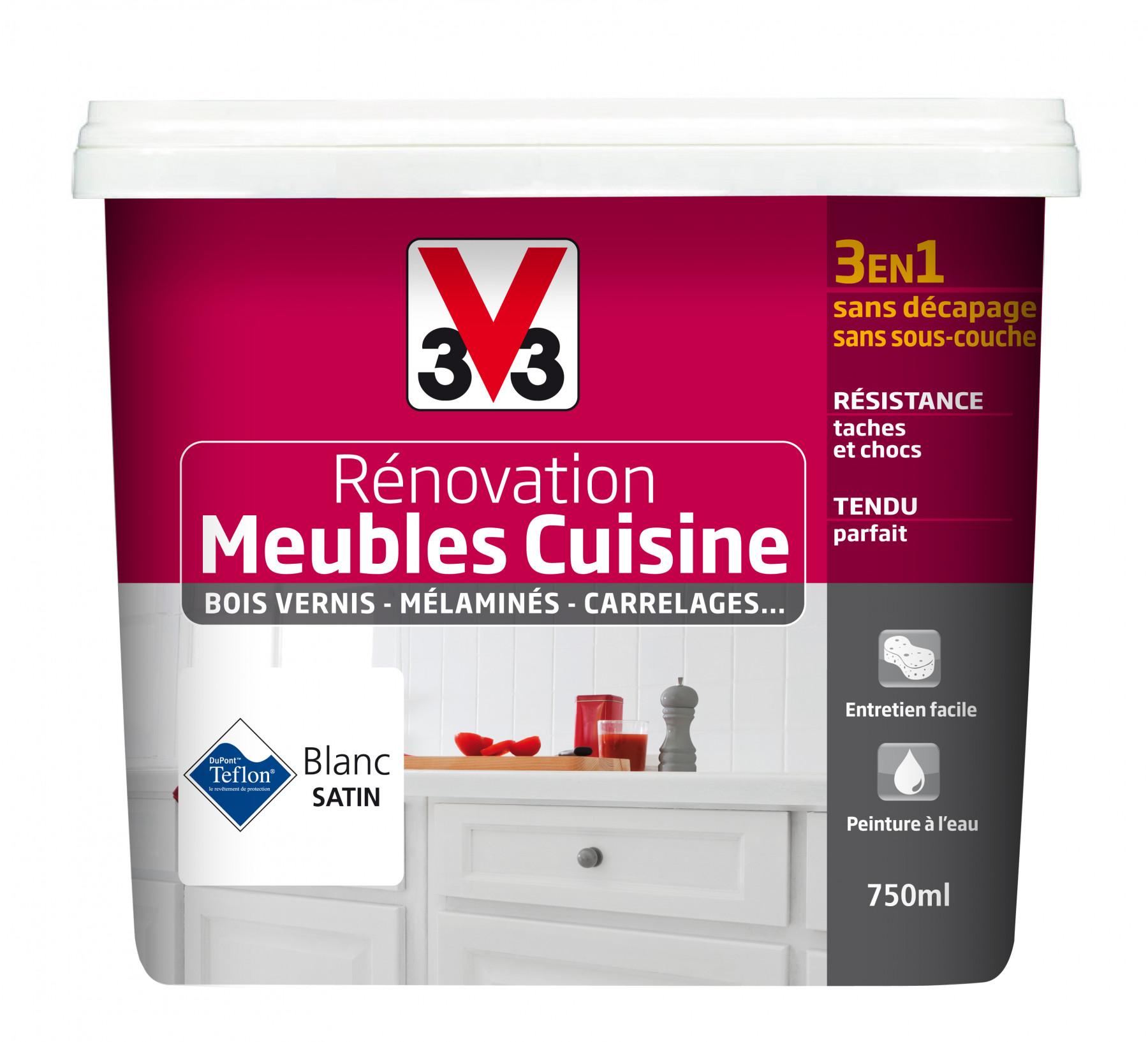 Peinture renovation cuisine v33 avis