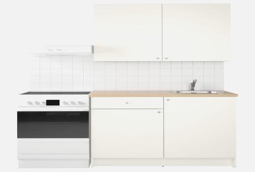 Meuble Cuisine Knoxhult Ikea Idée Pour Cuisine