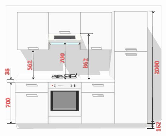 Dimension meuble haut cuisine ikea id e pour cuisine - Meuble pour four encastrable en hauteur ...