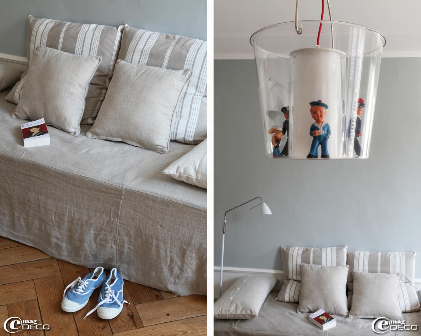Maison du monde coussin de chaise simple galettes de chaises
