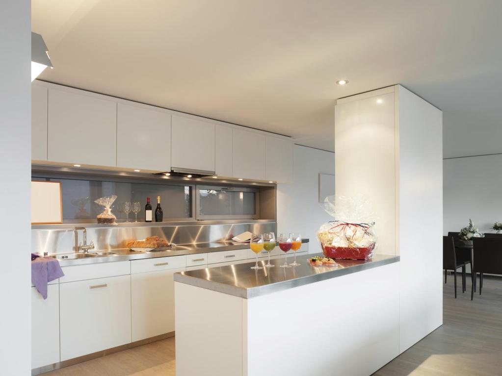 Renovation cuisine semi ouverte id e pour cuisine - Idee amenagement cuisine semi ouverte ...