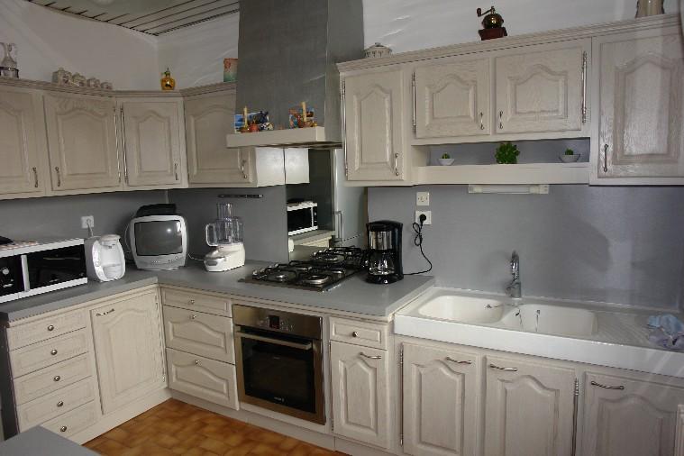 id e r novation cuisine rustique id e pour cuisine. Black Bedroom Furniture Sets. Home Design Ideas