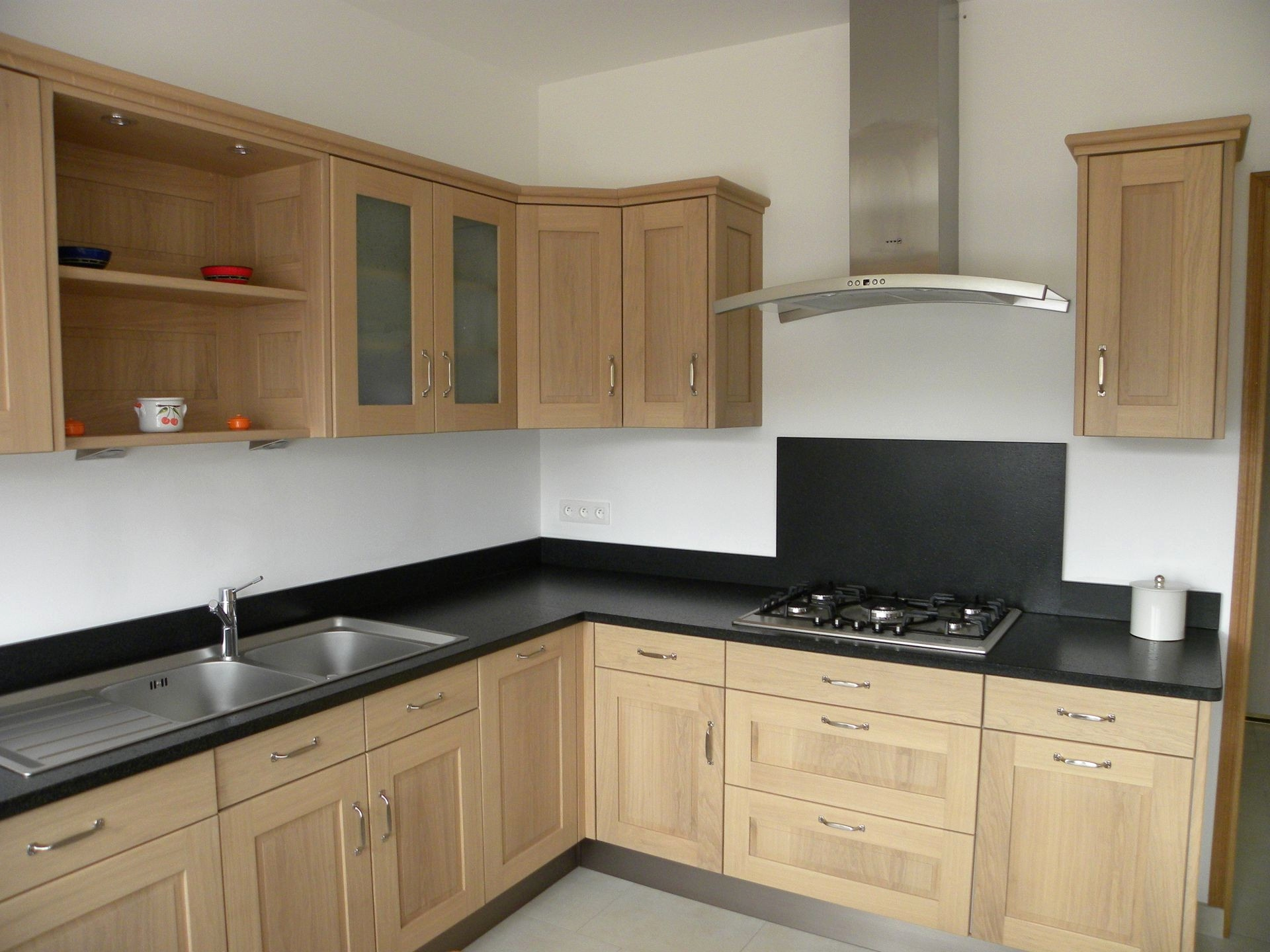 idee renovation cuisine chene id e pour cuisine. Black Bedroom Furniture Sets. Home Design Ideas