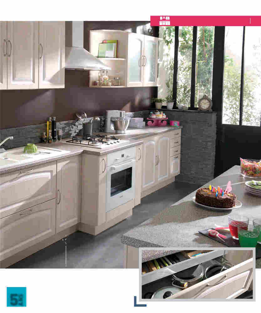 Qualit meuble cuisine conforama id e pour cuisine - Pose cuisine conforama ...