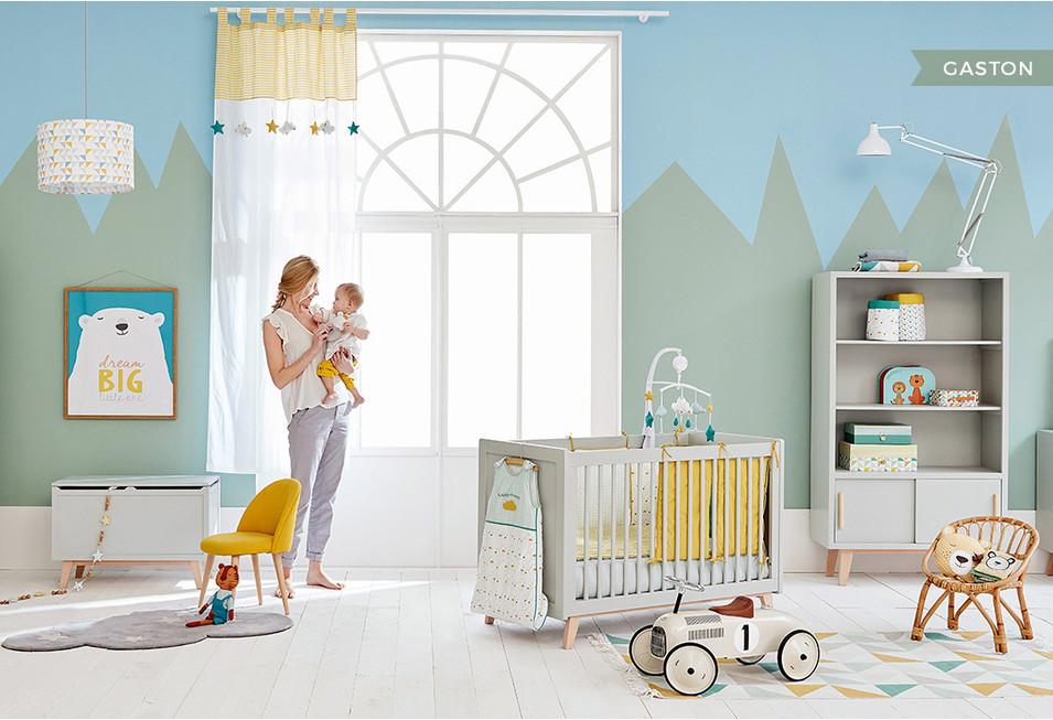 Stickers chambre bébé maison du monde - Idée pour cuisine