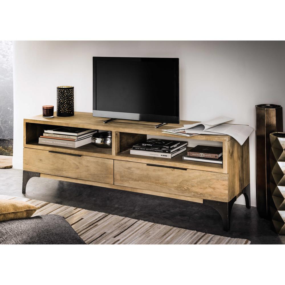 Maison du monde meuble tv java - Idée pour cuisine