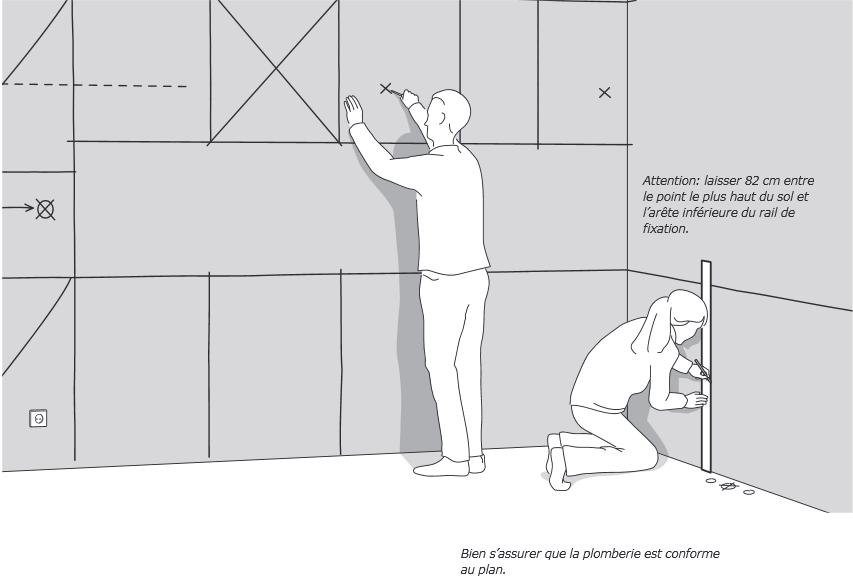 fixation meuble cuisine ikea metod id e pour cuisine. Black Bedroom Furniture Sets. Home Design Ideas
