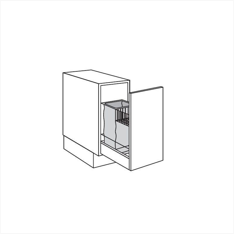 meuble de cuisine 30 cm de largeur id e pour cuisine. Black Bedroom Furniture Sets. Home Design Ideas