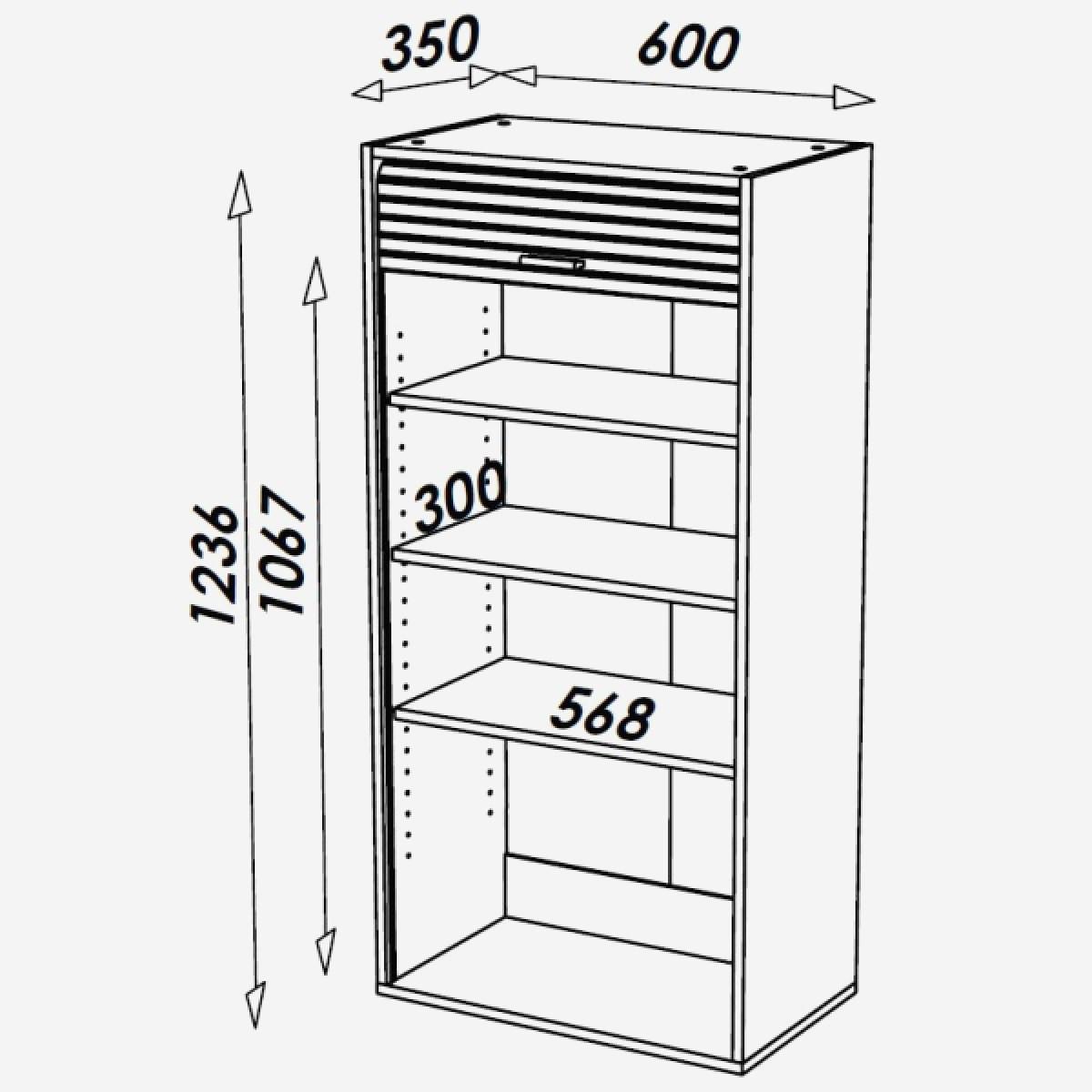Meuble cuisine haut largeur 30 cm id e pour cuisine - Meuble cuisine largeur 45 cm ...