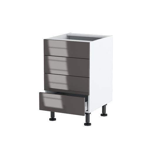 Meuble haut cuisine largeur 50 id e pour cuisine - Largeur meuble cuisine ...